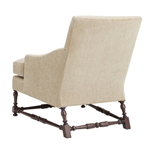 Thumbnail of Hickory Chair - Maud Chair with Turned Stretchers