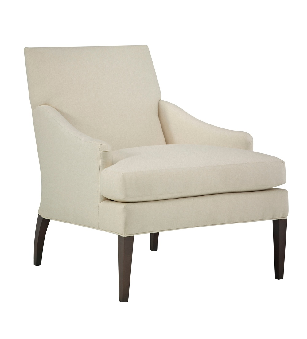 Hickory Chair - Maud Chair with Tapered Legs