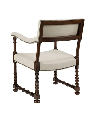 Thumbnail of Hickory Chair - Blackstone Arm Chair