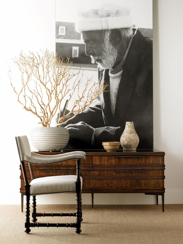 Hickory Chair - Blackstone Arm Chair