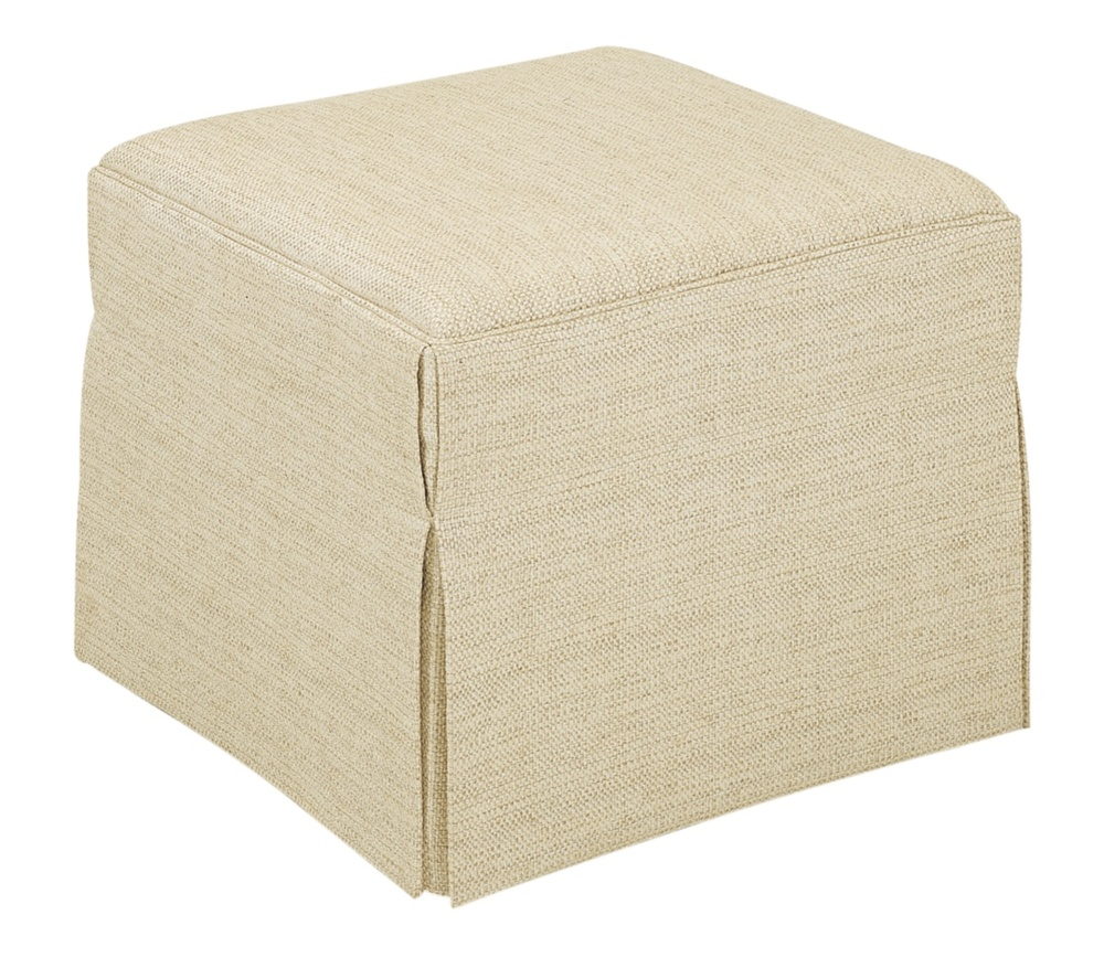 Hickory Chair - Cocktail Ottoman