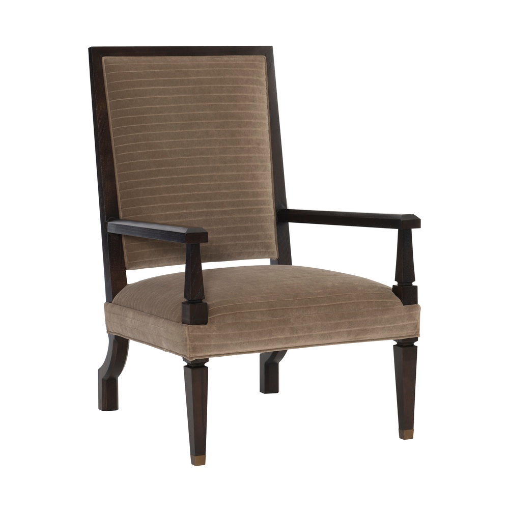 Hickory Chair - Cleft Foot Fauteuil Chair