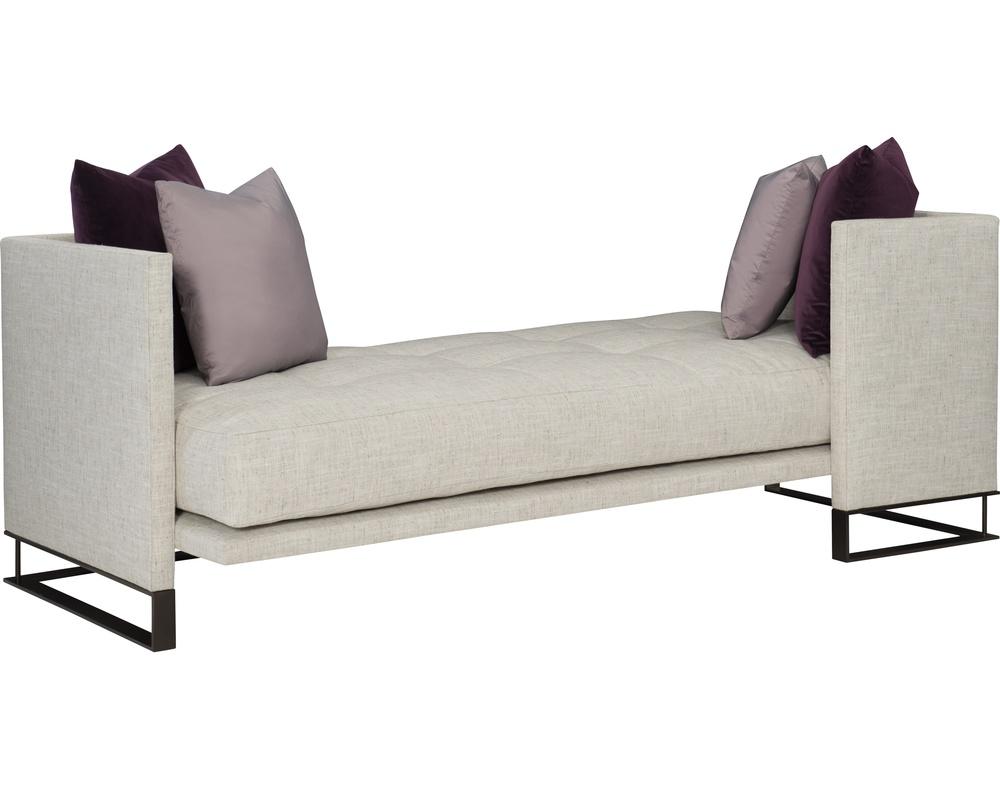 Hickory Chair - Tete-a-Tete Chaise