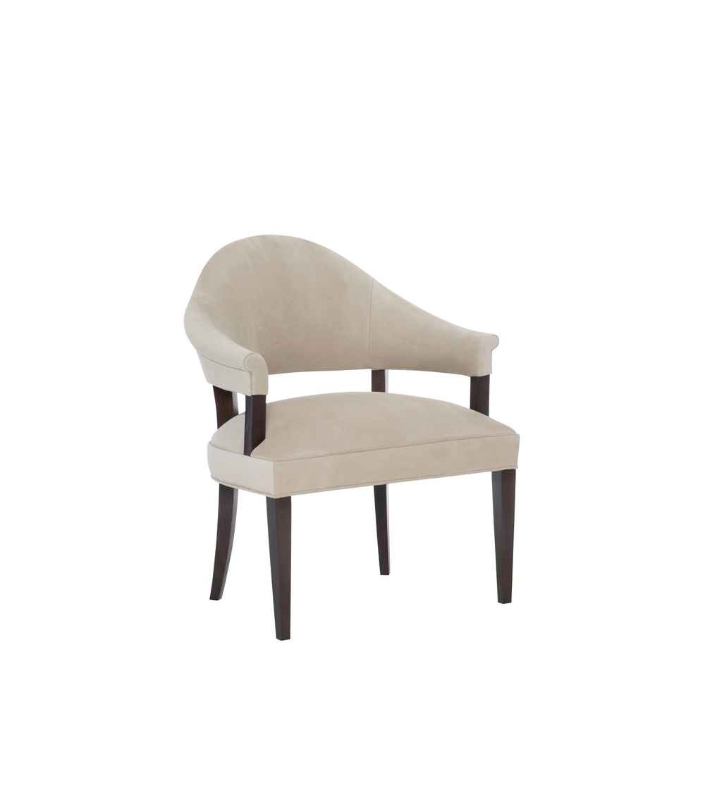 Hickory Chair - Spoon Back Dining Chair