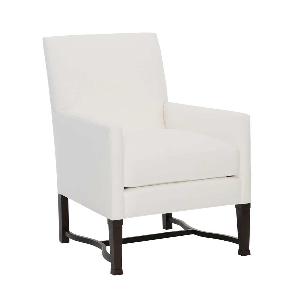 Hickory Chair - Box Back Bergere Chair