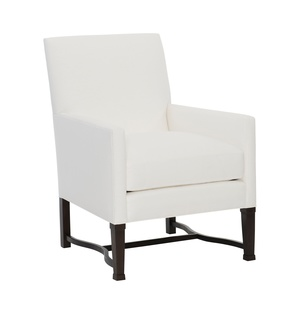 Thumbnail of Hickory Chair - Box Back Bergere Chair