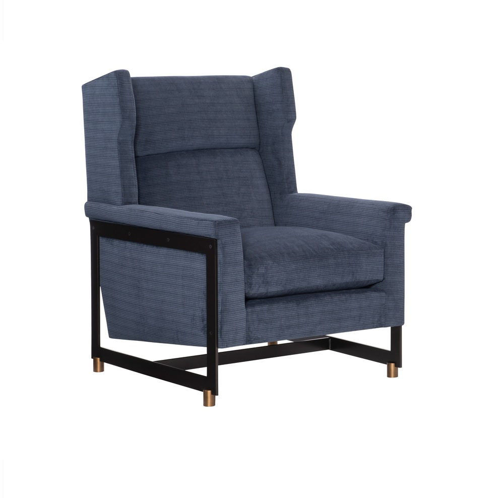 Hickory Chair - Cradle Wing Chair