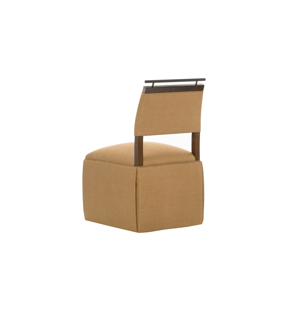 Hickory Chair - Taperback Side Chair with Handle