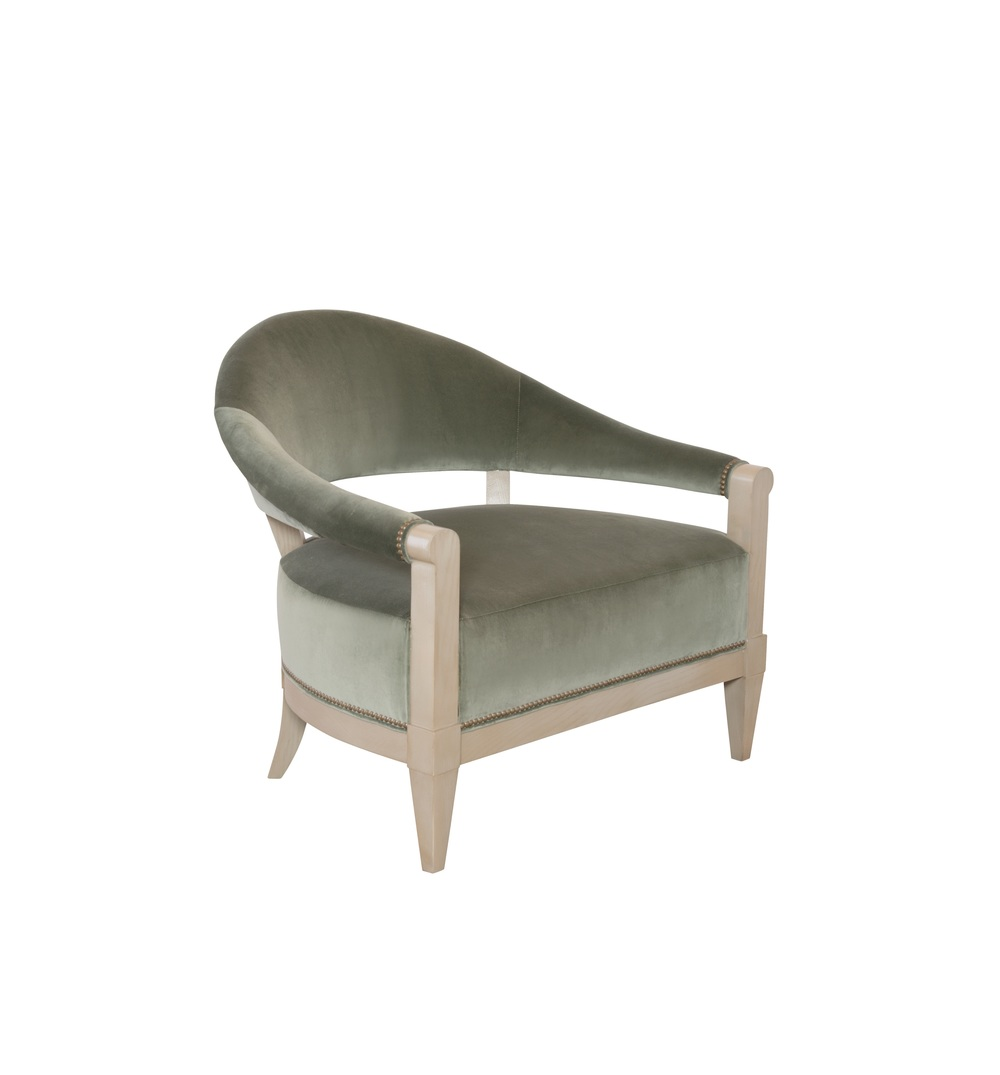 Hickory Chair - Crescent Chair