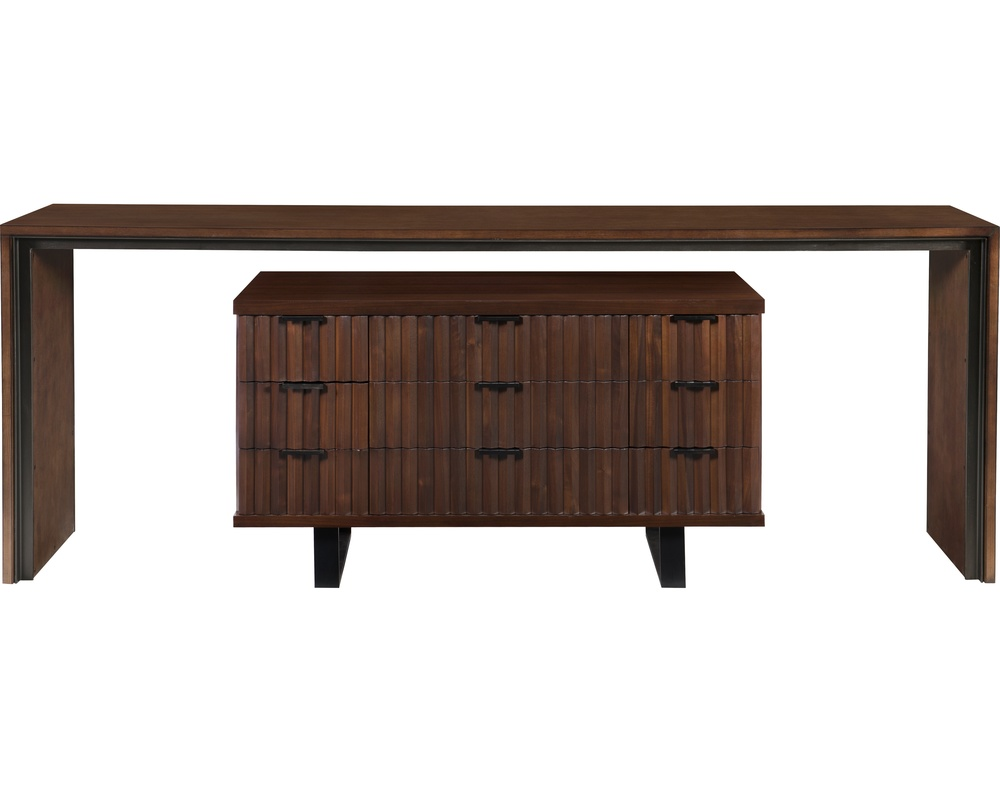 Hickory Chair - Weir Console