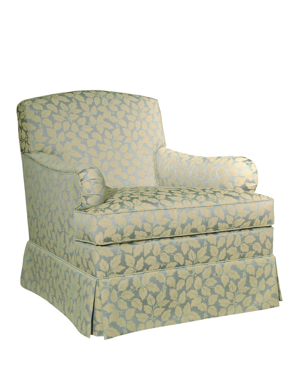 Hickory Chair - Paris Swivel Chair