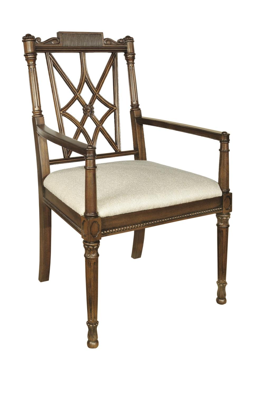 Hickory Chair - London Arm Chair