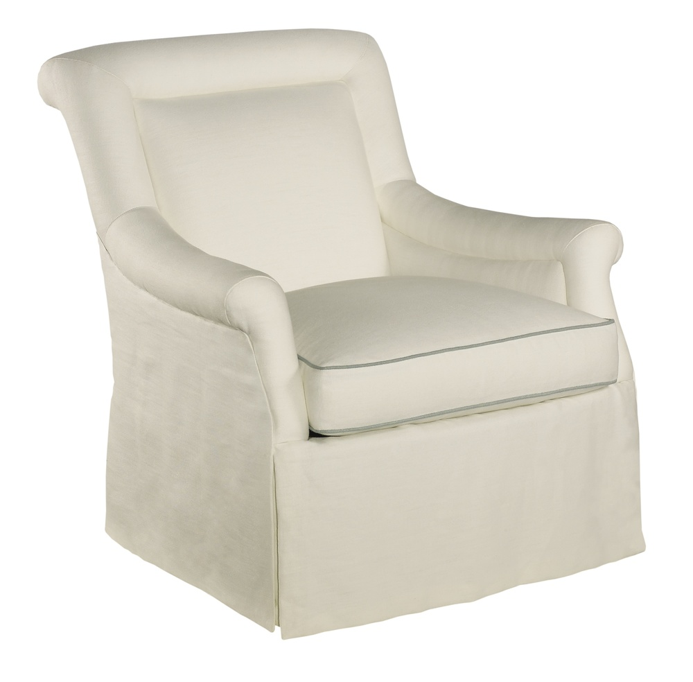 Hickory Chair - March Swivel Chair