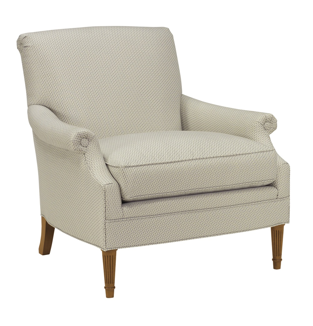 Hickory Chair - Audrey Lounge Chair