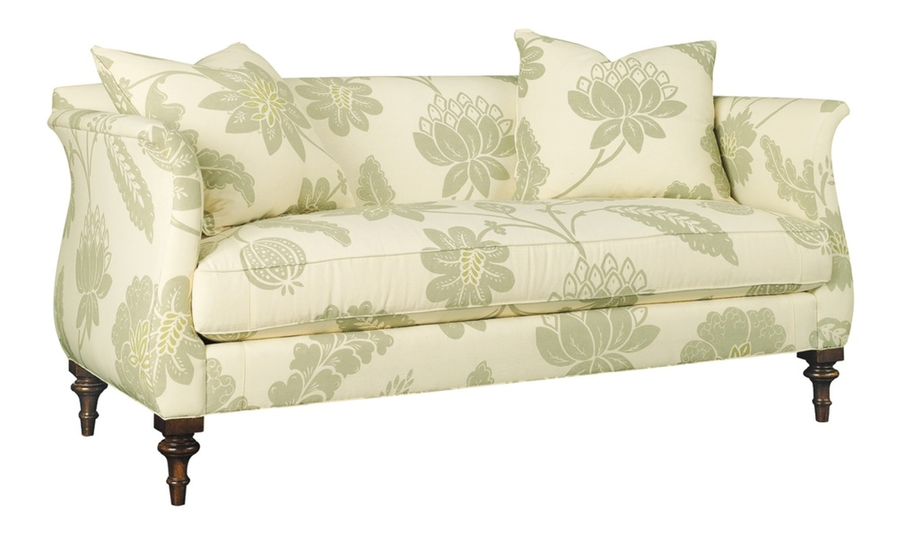 Hickory Chair - Elinor Loveseat