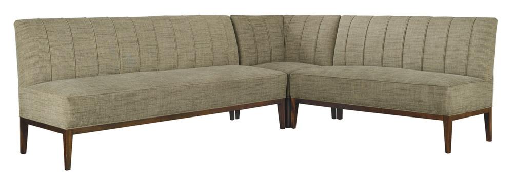 Hickory Chair - Bistro Sectional