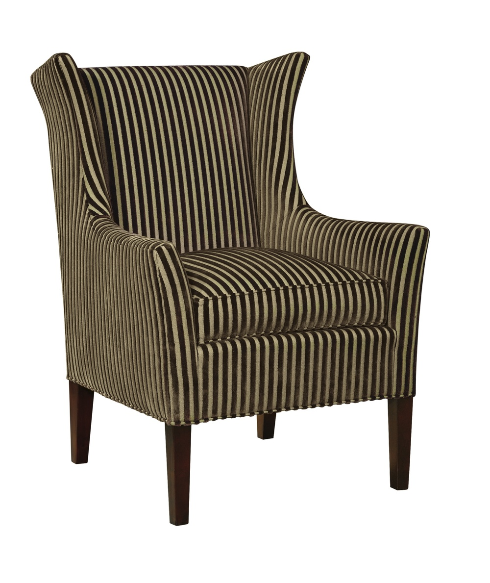 Hickory Chair - Jackson Wing Chair