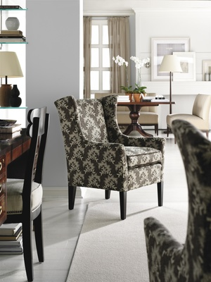 Thumbnail of Hickory Chair - Jackson Wing Chair