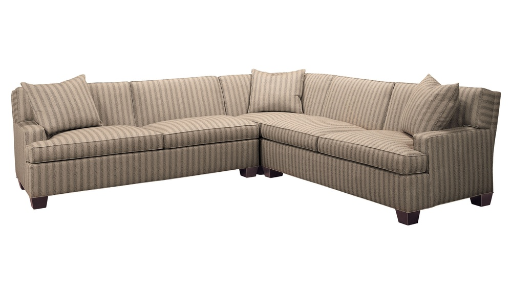 Hickory Chair - Foster Sectional