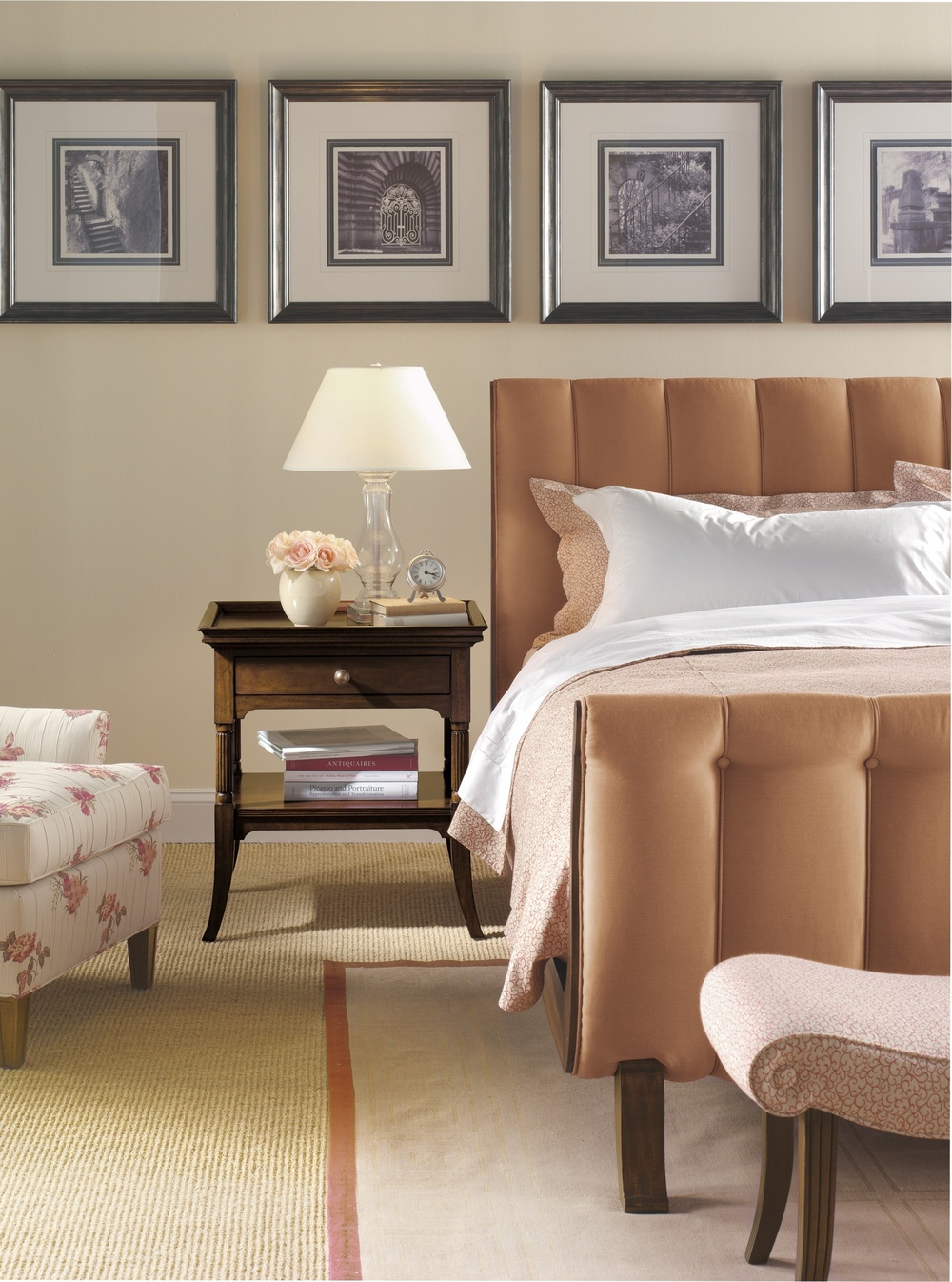Hickory Chair - Calla King Bed