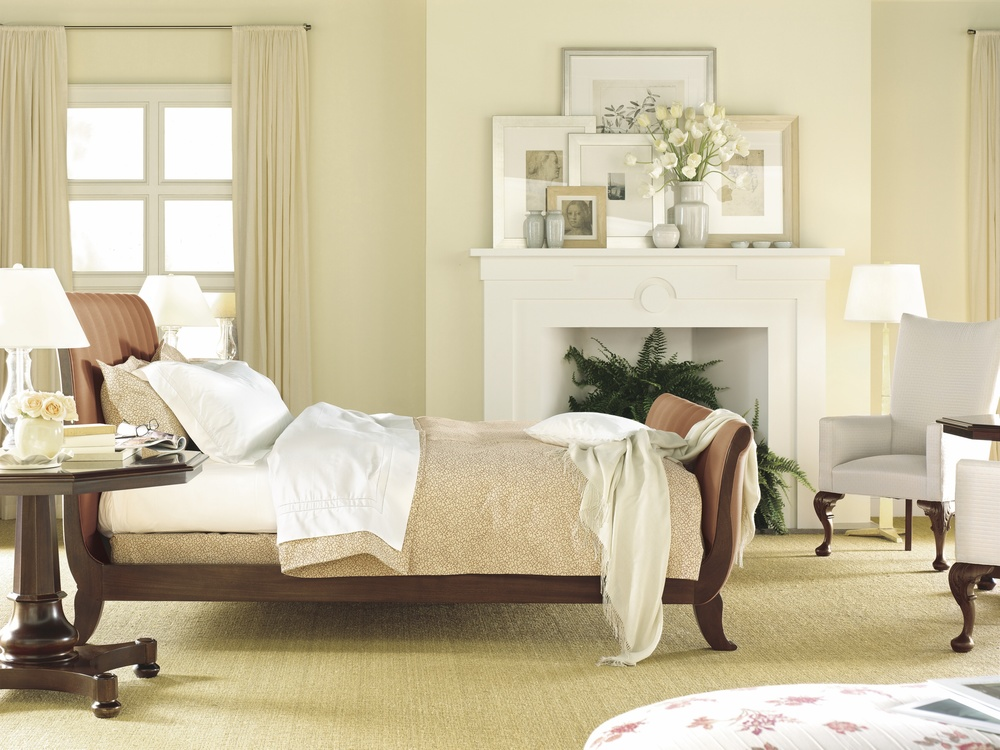 Hickory Chair - Calla California King Bed