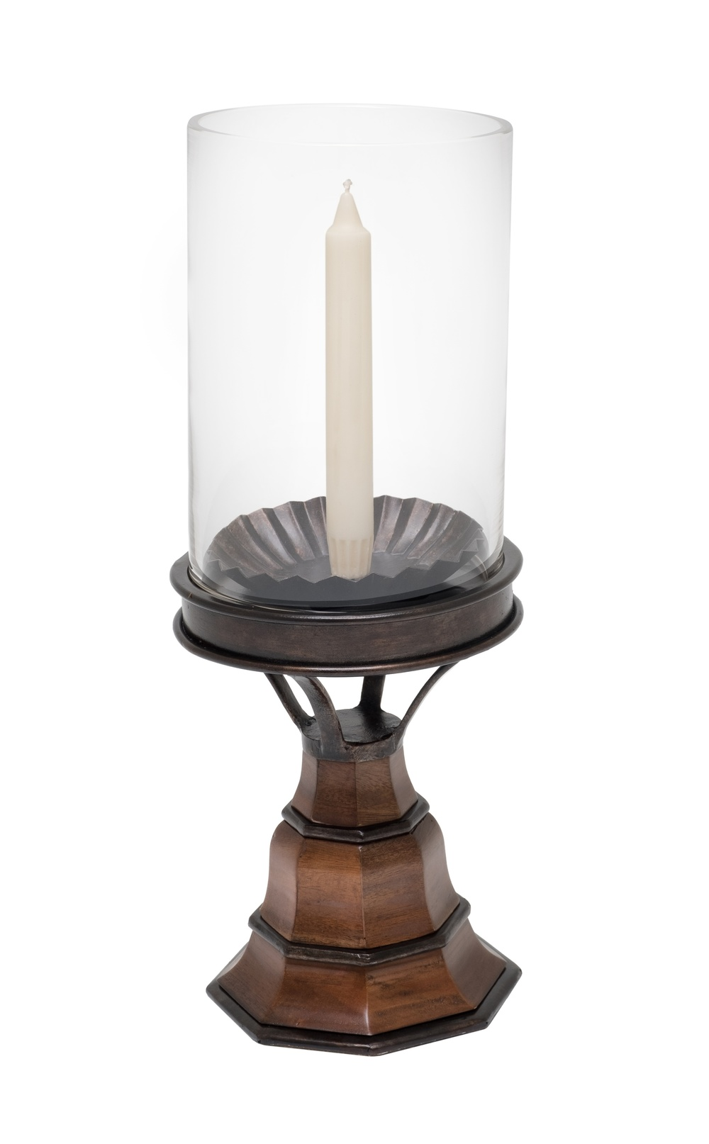 Hickory Chair - Osterville Candle Holder