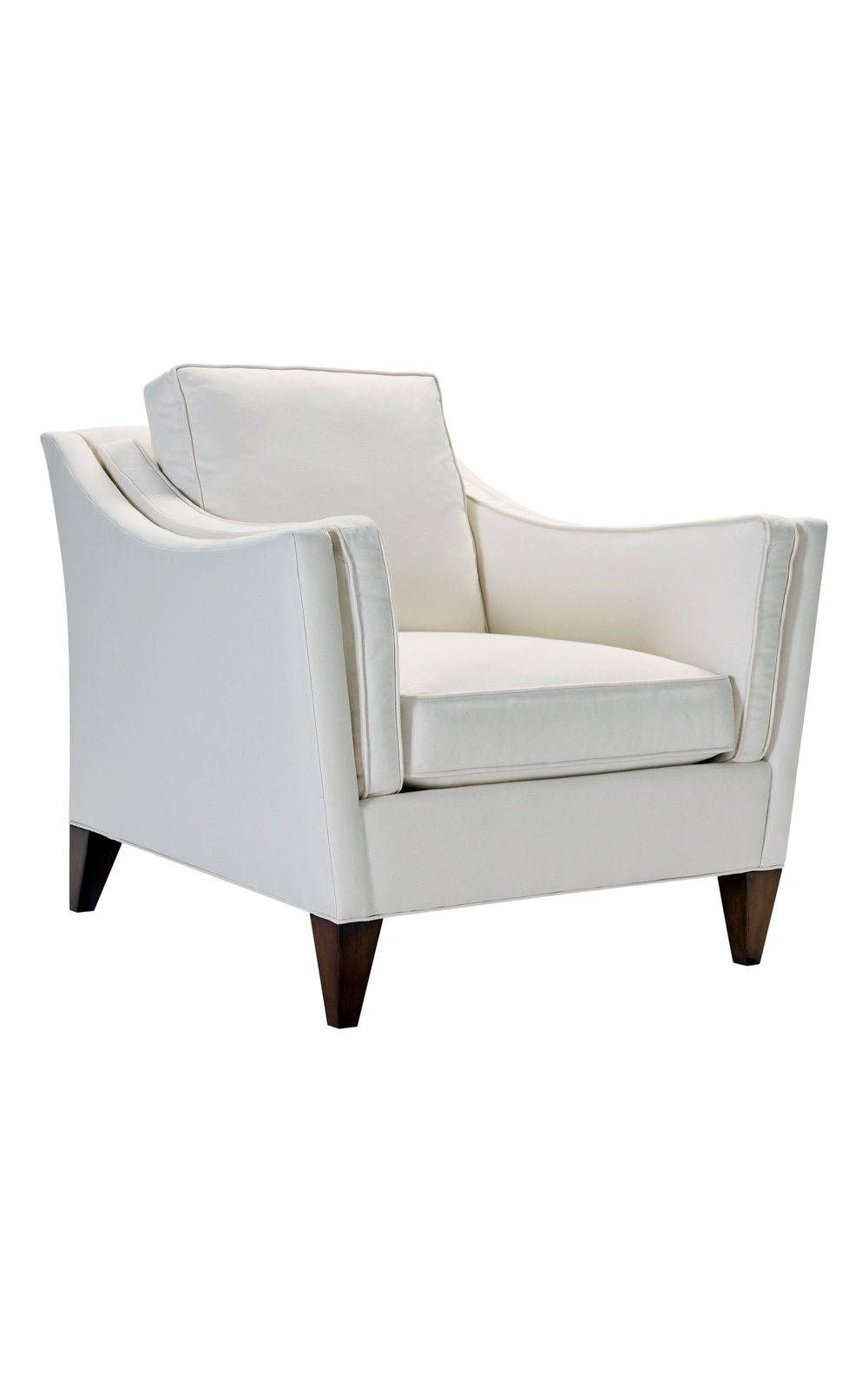 Hickory Chair - Lake Lounge Chair