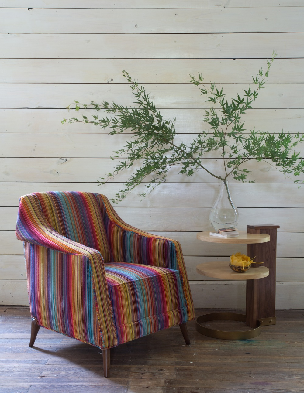 Hickory Chair - Mimi Lounge Chair
