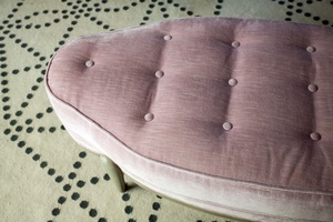 Thumbnail of Hickory Chair - Fanny Ottoman