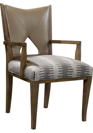 Thumbnail of Hickory Chair - Wick Arm Chair