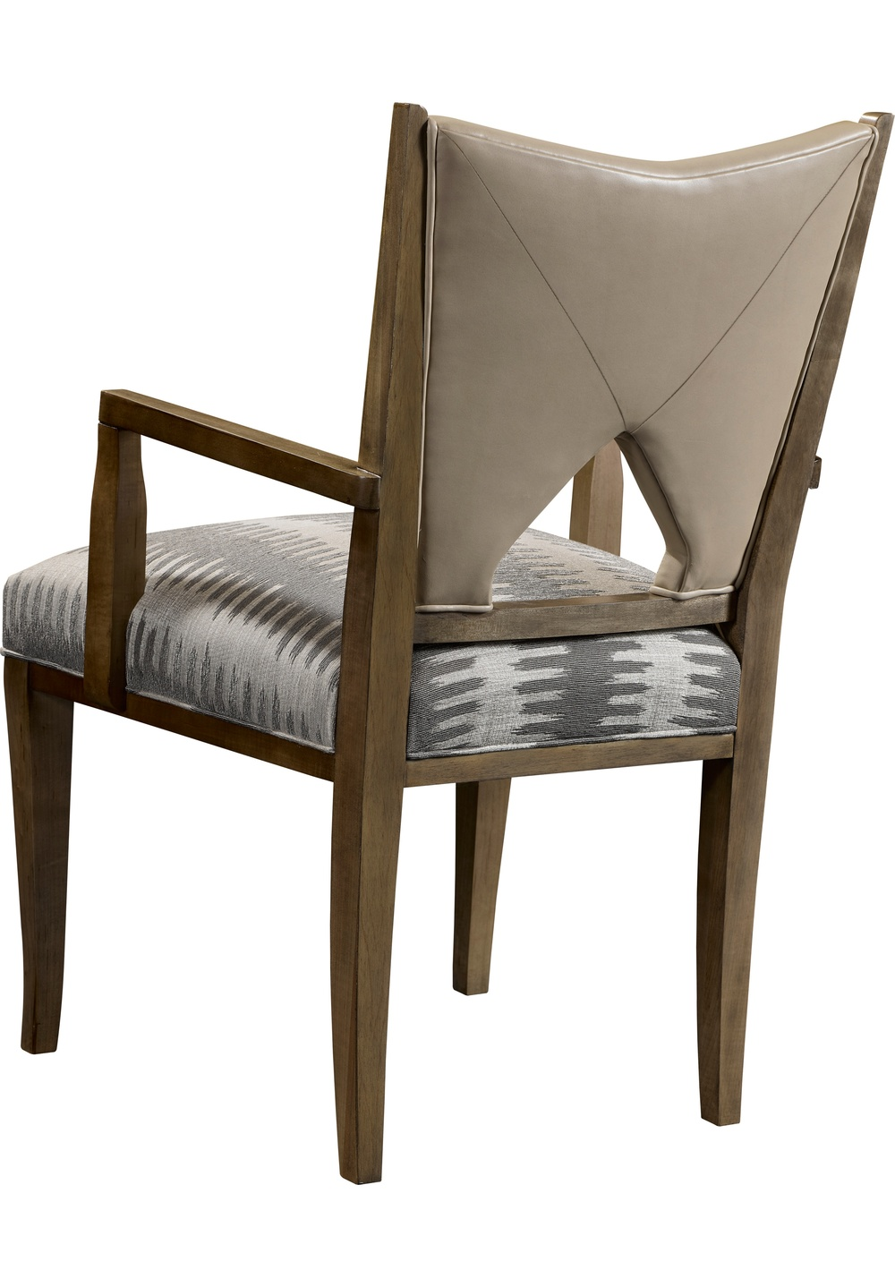 Hickory Chair - Wick Arm Chair