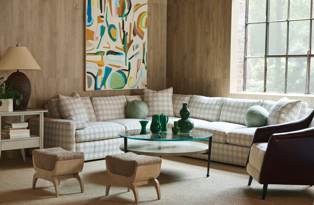 Hickory Chair - Denby Sectional