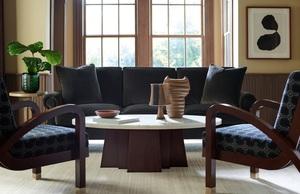 Thumbnail of Hickory Chair - Ridley Sofa