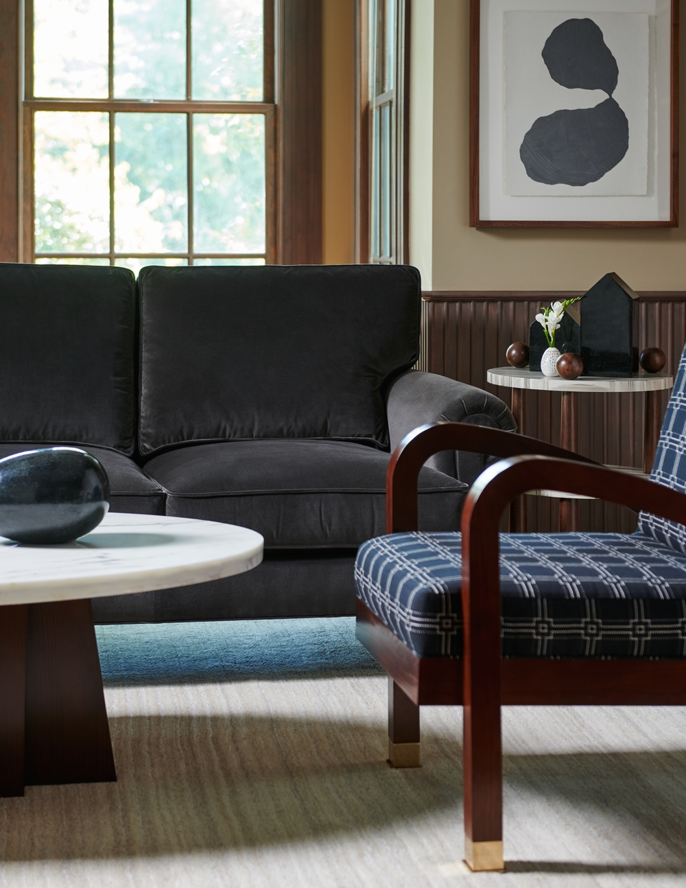 Hickory Chair - Ridley Sofa