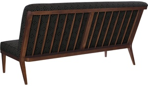 Thumbnail of Hickory Chair - Bergen Armless Sofa