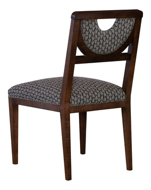 Thumbnail of Hickory Chair - Half Moon Dining Chair