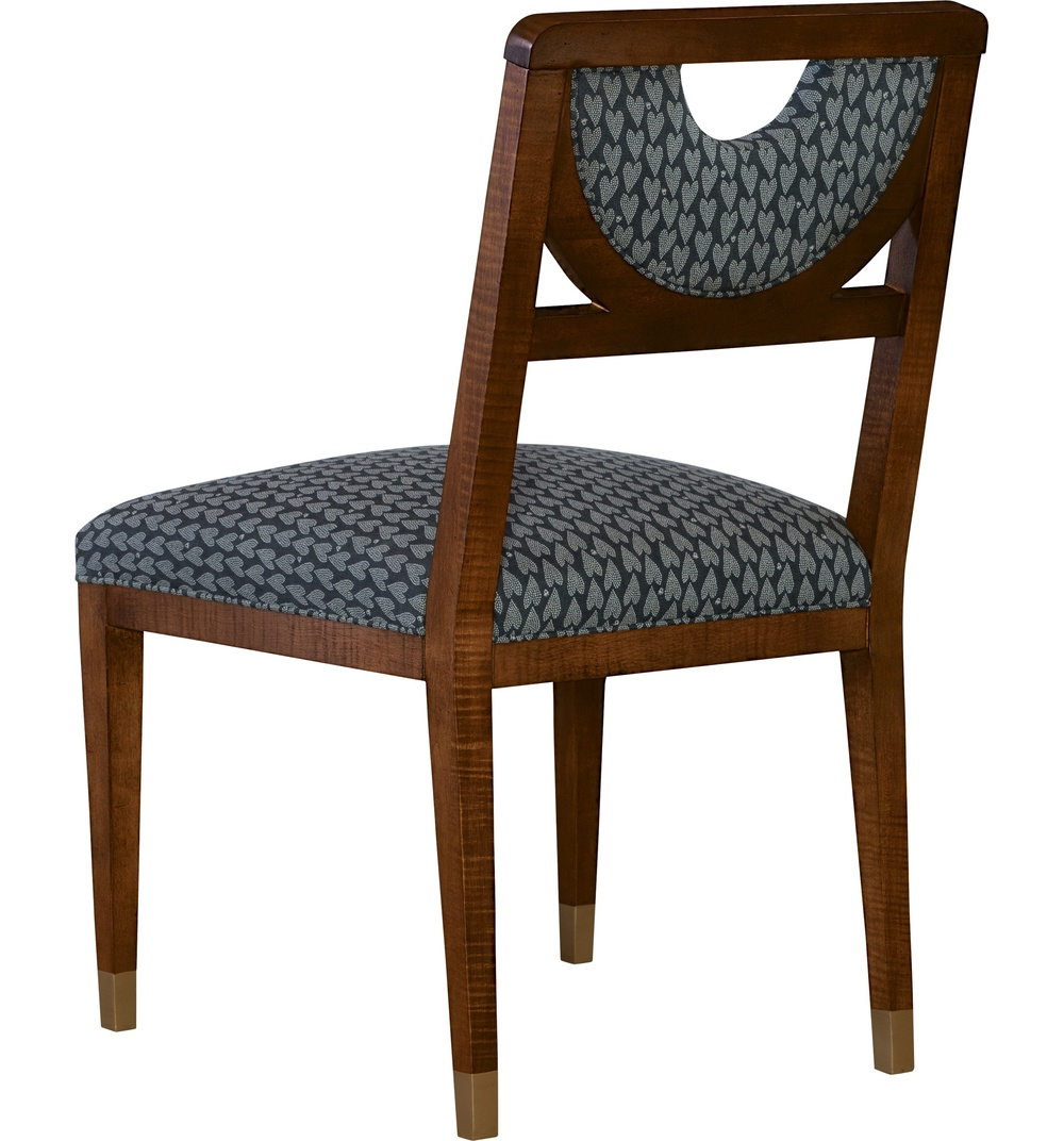 Hickory Chair - Half Moon Dining Chair