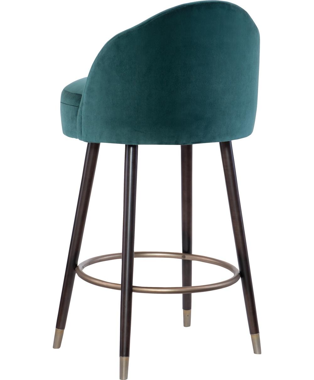 Hickory Chair - Helga Bar Stool