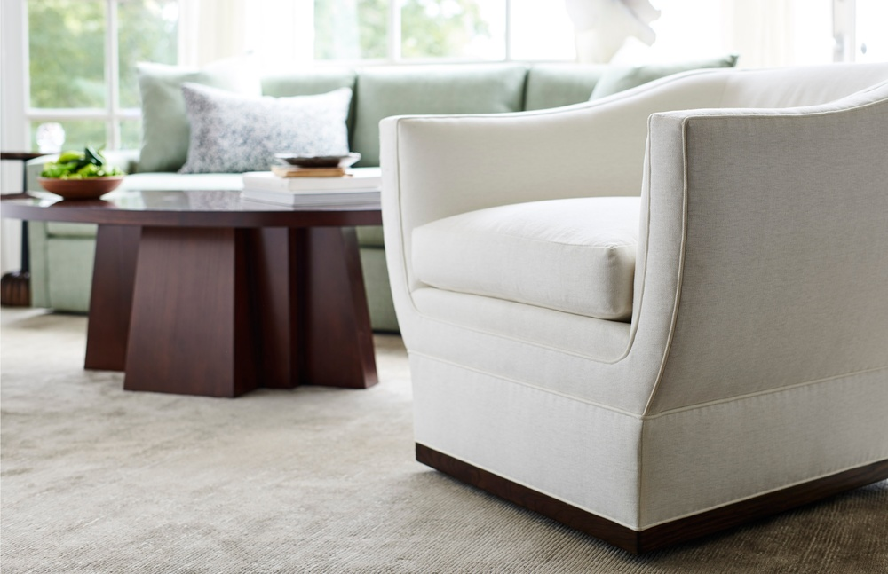 Hickory Chair - Jean Swivel Chair