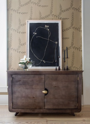Thumbnail of Hickory Chair - Dove Sideboard