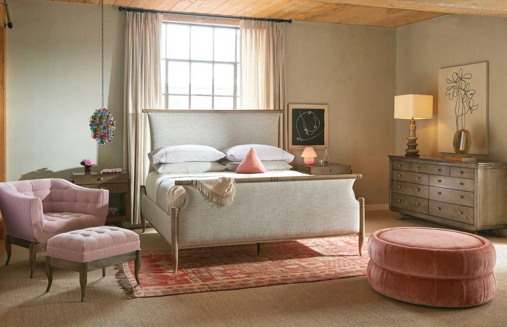 Hickory Chair - Maren King Bed