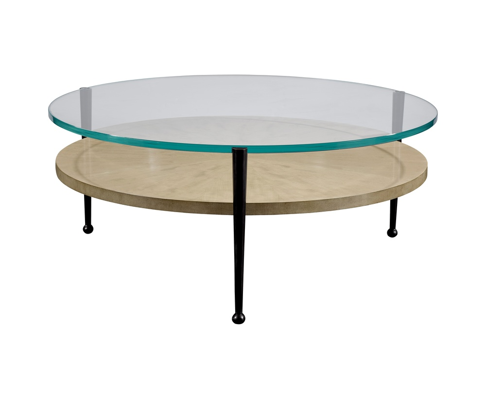 Hickory Chair - Auden Cocktail Table