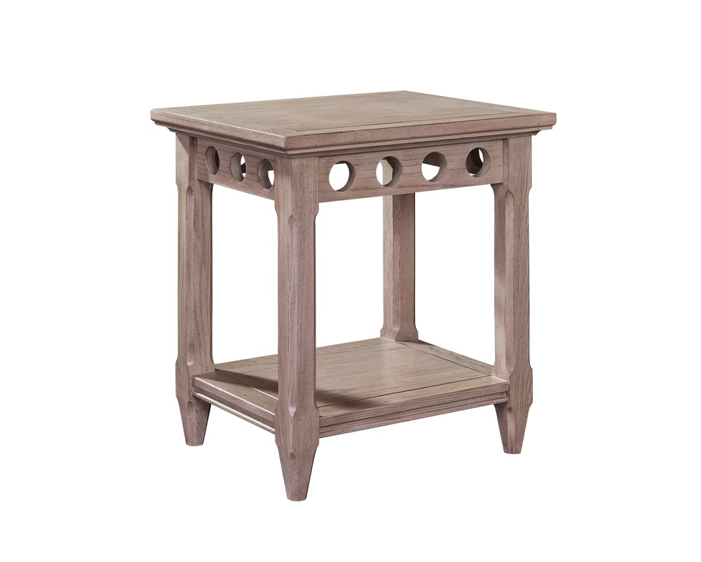 Hickory Chair - Circles Side Table