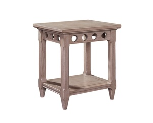Thumbnail of Hickory Chair - Circles Side Table