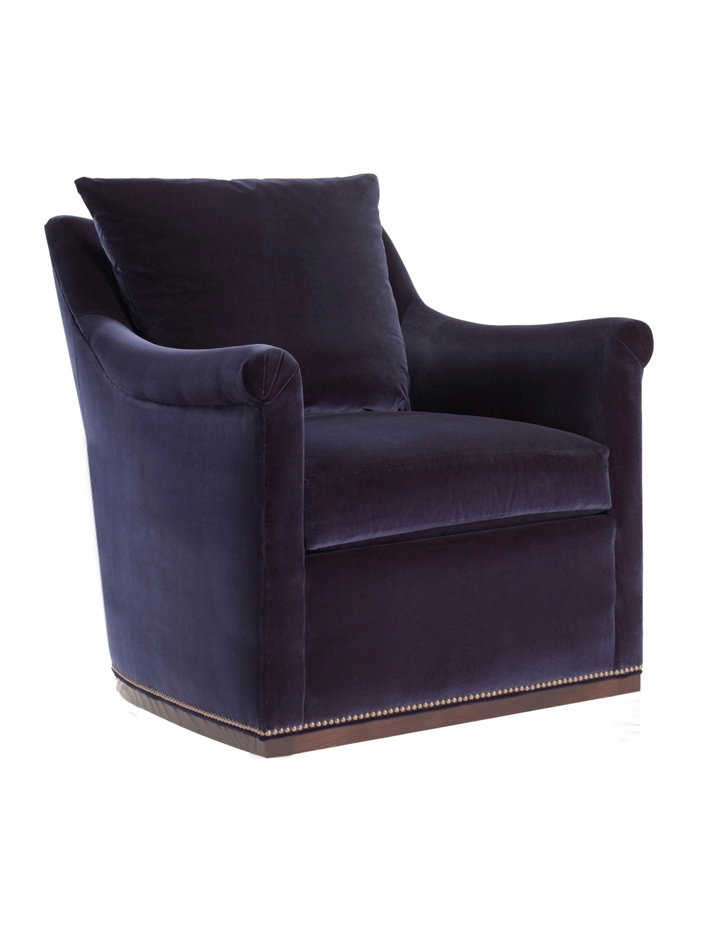 Hickory Chair - Jules Swivel Chair