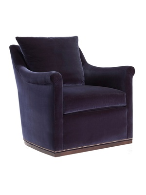 Thumbnail of Hickory Chair - Jules Swivel Chair