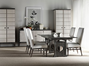 Thumbnail of Hickory Chair - Muse Tall Upholstered Cabinet