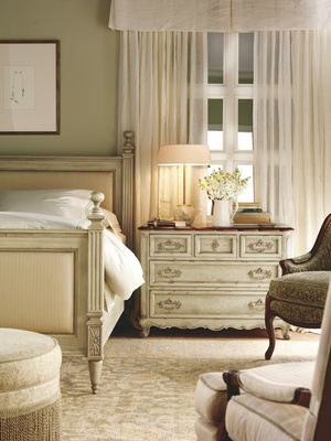 Thumbnail of Hickory Chair - Left Bank King Bed
