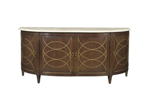 Thumbnail of Hickory Chair - Duchamp Demi Lune Sideboard