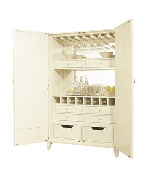 Thumbnail of Hickory Chair - Cleo Bar Cabinet